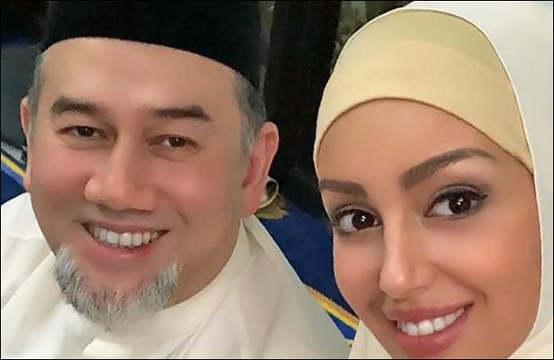 «Леончик вернулся»: Воеводина впервые задолгое время показала подросшего сына отэкс-короля Малайзии