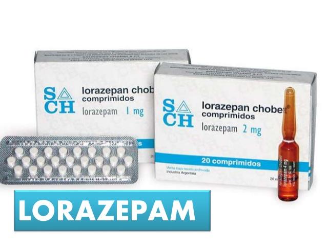 Lorazepam 2 mg uses