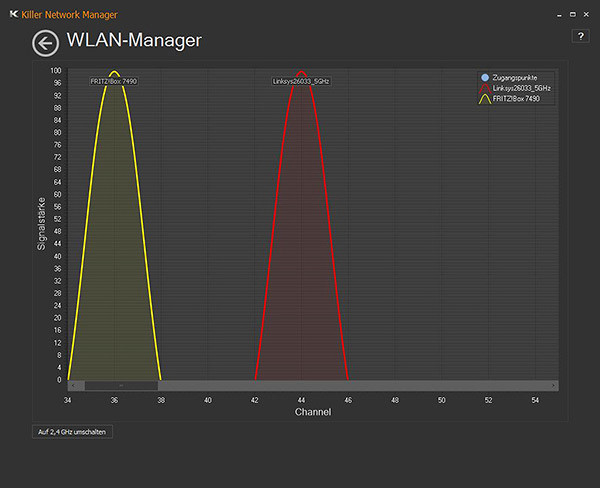Killer Network Manager Overview - YouTube