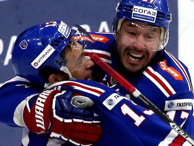 Зарплата пяти ведущих хоккеистов СКАпревышает миллиард рублей