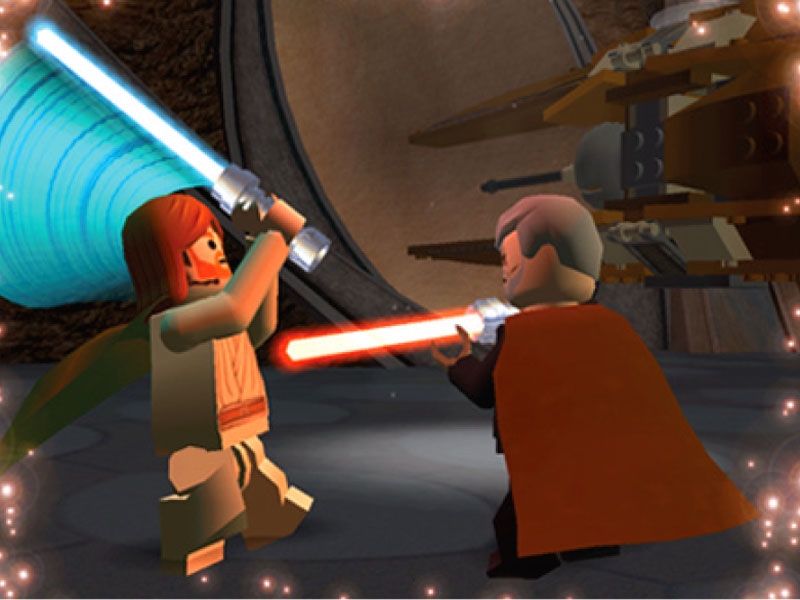 Play LEGO Star Wars II – The Original Trilogy Online