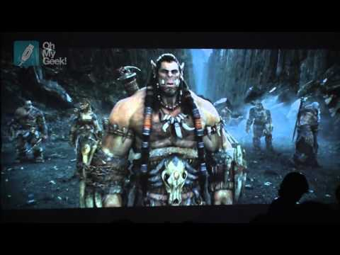 Warcraft Trailer - Blizzard Gives an Official First Look