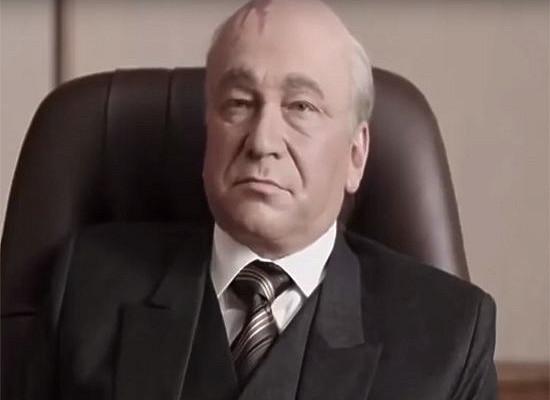 Горбачев иЕльцин попали воперетту