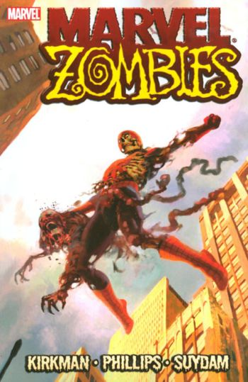 Download PDF: Marvel Zombies by Sean Phillips Free Book PDF