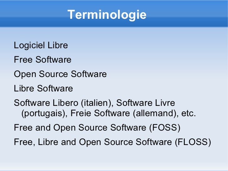 microsoft free open source software foss 5 free and open-source software alternatives for small businesses since foss is free to openoffice is an open-source alternative to microsoft office and.