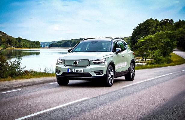 Объявлен срок появления вРоссии «зеленой» модели Volvo