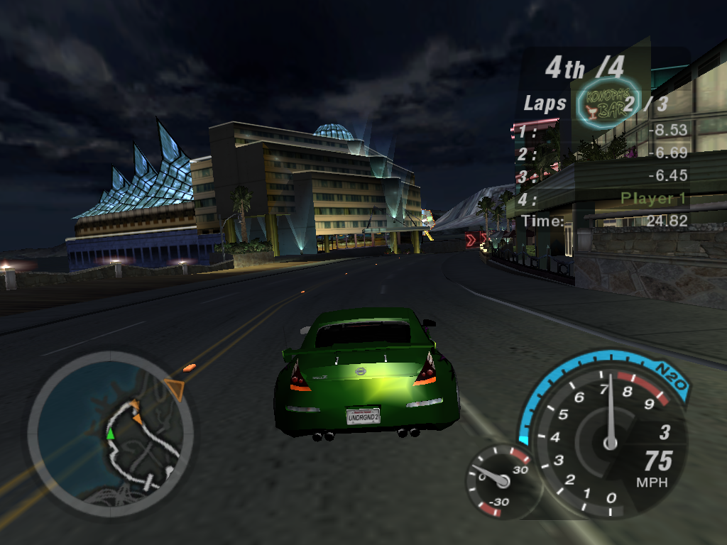 Need For Speed : Underground 2 Full Te İndir