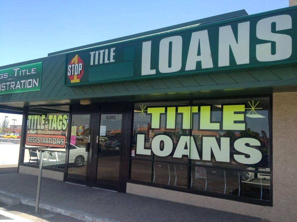Loans glendale az