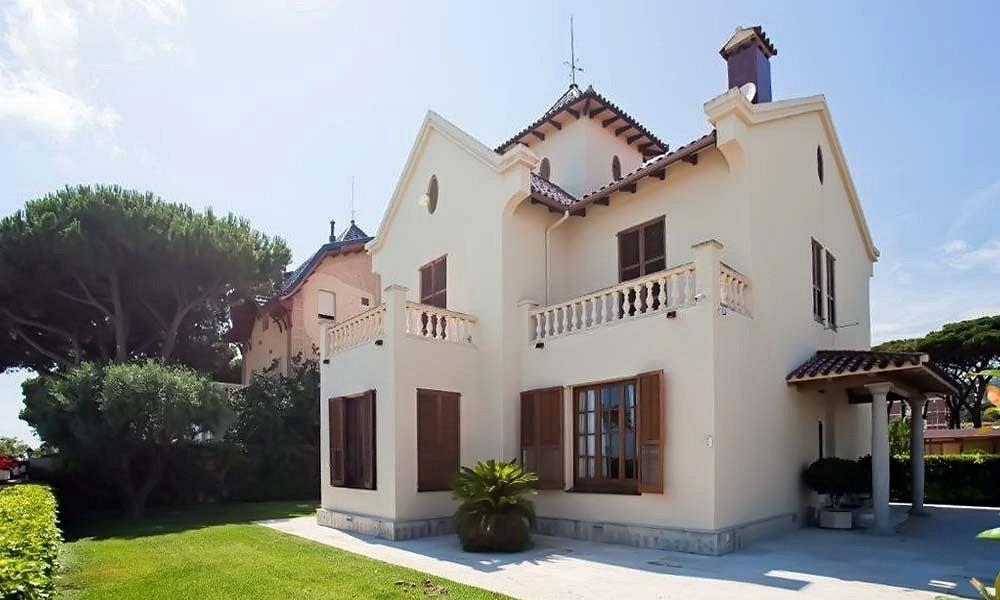 Недвижимость в испании на 1 линии моря