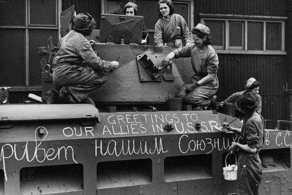 Союзники и противники СССР в Великой Отечественной войне ...
