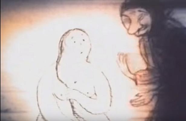 «Нюркина Баня»— анимационный фильм остаром уральском обычае