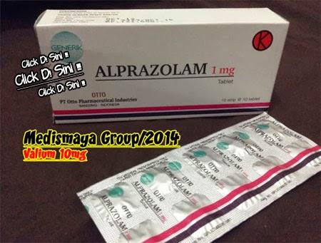 Diazepam 5 mg kimia farma