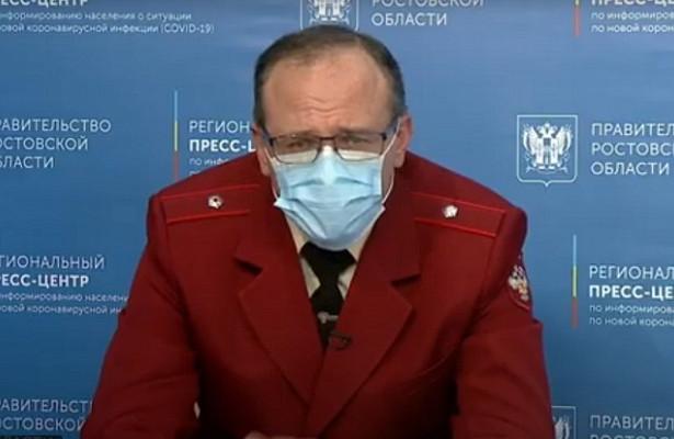 Главный санврач Дона: Если человек перенес ковид, оннедолжен прививаться