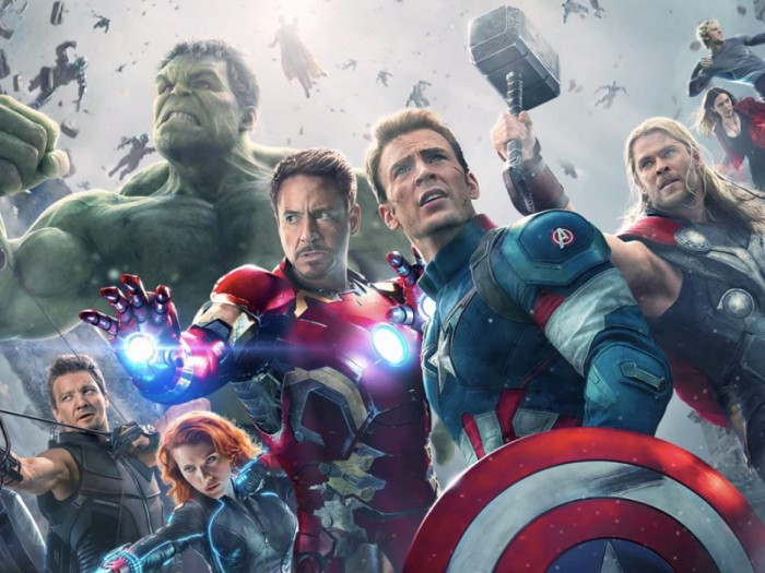 Avengers: Age Of Ultron (2015) Movie In Hindi