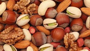 Употребление орехов спасает отпреждевременной смерти
