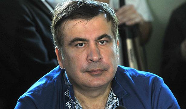 Саакашвили приехал вХерсон