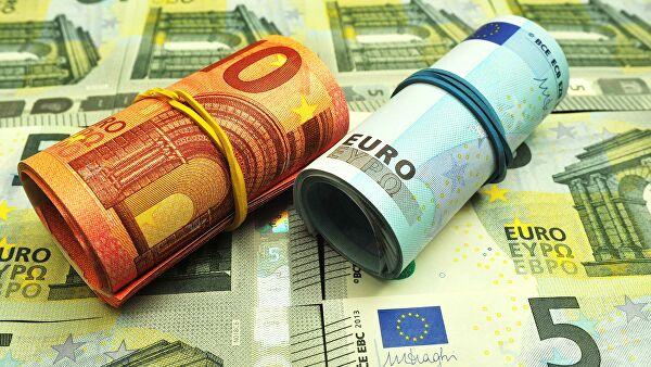Доллар иевро потеряли весь набранный задень рост