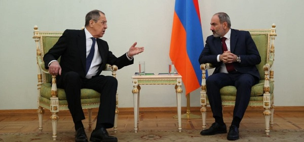 Скандал сроссийским флагом вАрмении объяснили