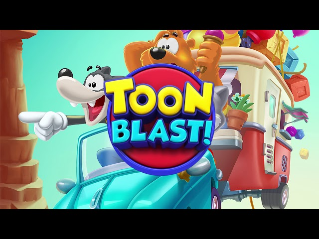 Toon blast for Android - Free Download Toon blast