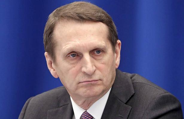 ВКремле раскрыли отношение Путина красследованию оНарышкине