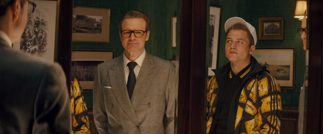 Kingsman: The Secret Service (2014) English Movie