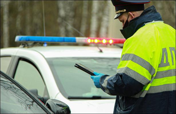 ВРФзаработает электронная база злостных нарушителей ПДД