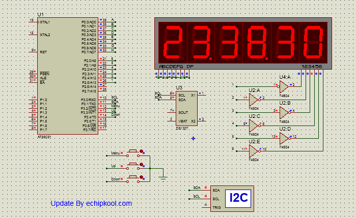 Embedded Systems C Programming Tutorial using Keil