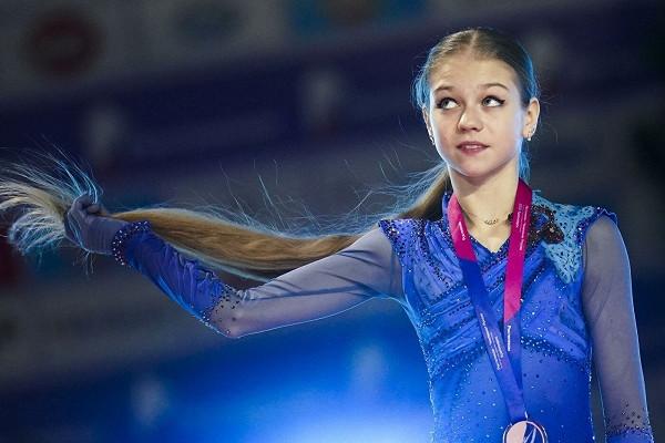 Трусова объяснила ошибки на«Гран-при»