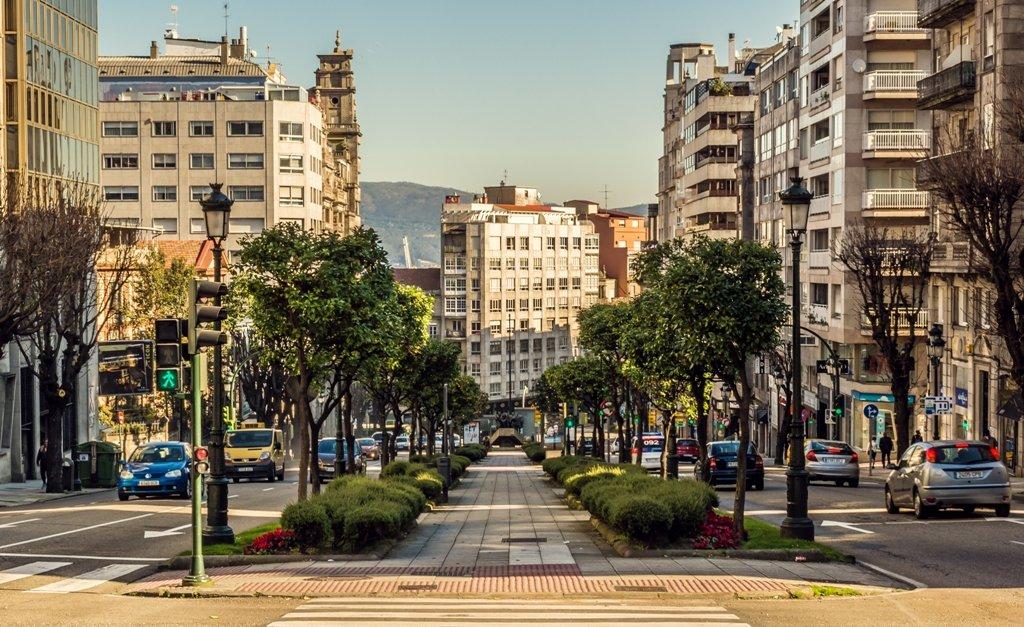 Недвижимость виго испания
