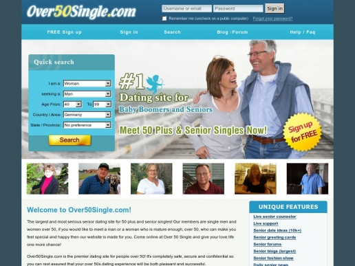 Online dating sites over 40