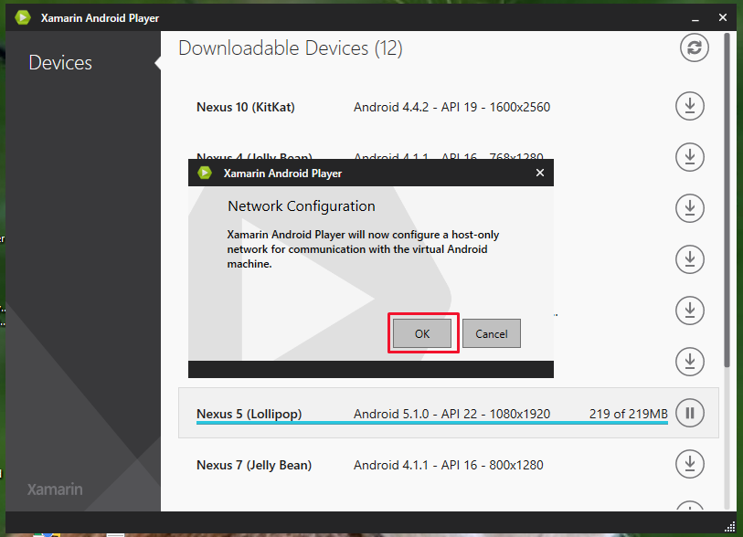Download and Installation - XamarinAndroid - Syncfusion