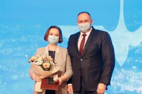 Жители Ханты-Мансийска удостоились высоких наград