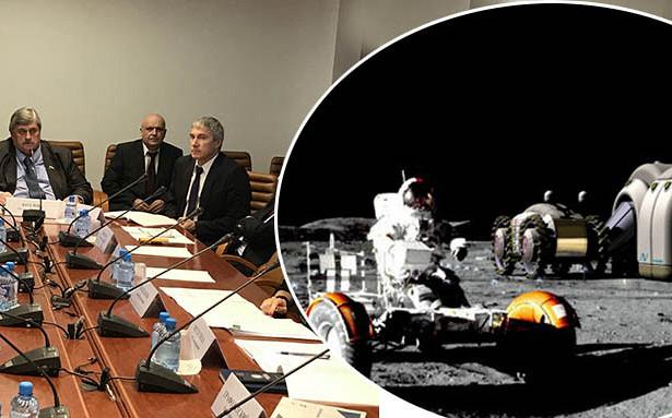 Костромской сенатор провел совещание одобыче полезных ископаемых наЛуне