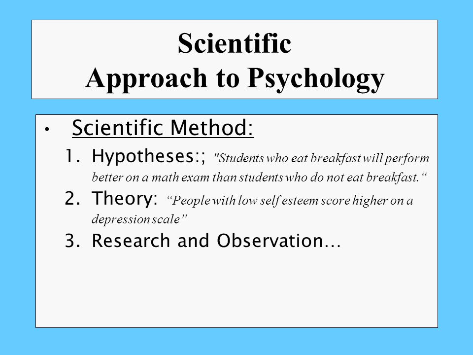 The logic of hypothesis testing - LinkedIn