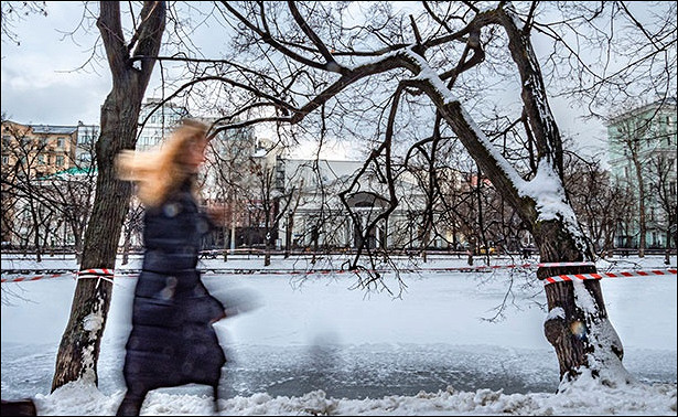 Метеоролог рассказал, когда вМоскву придет зима