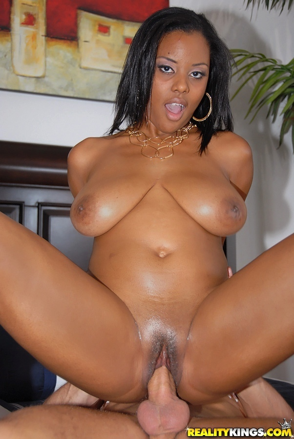 Cum filled ebony pusssies