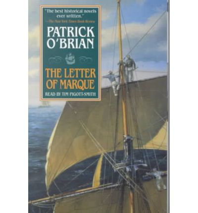 The Patrick O'Brian Compendium Audiobook Page