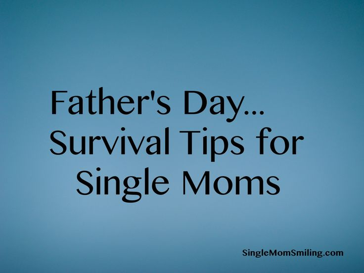 Tips For Dating Single Moms - Dating