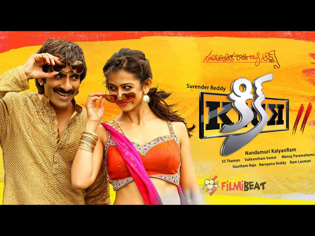 Kick 2 (2015) Full Movie (Telugu) Watch Online Free
