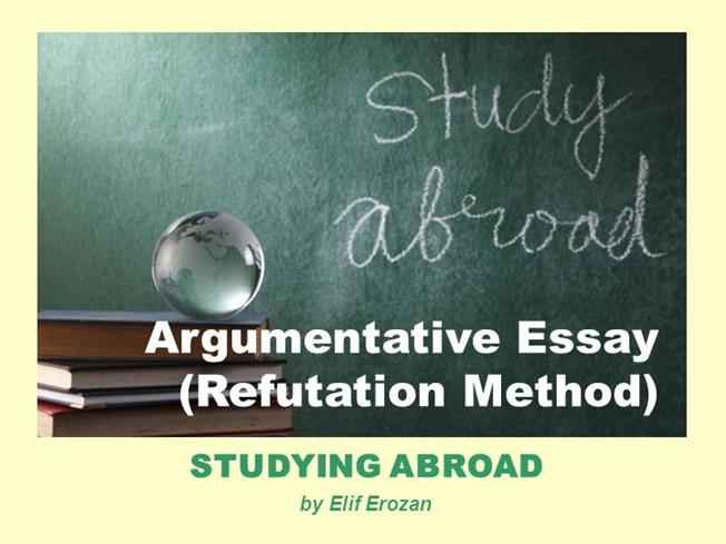 Write my advantages and disadvantages of studying abroad essay