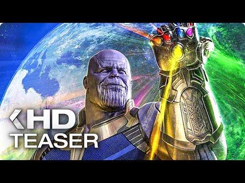 AVENGERS INFINITY WAR Super Bowl Trailer (2018