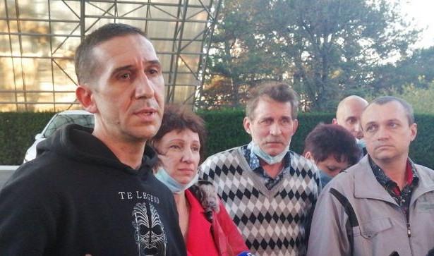 Крымские моряки вернулись домой изпиратского плена