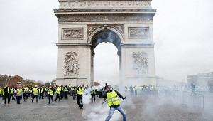 Центр Парижа эвакуируют