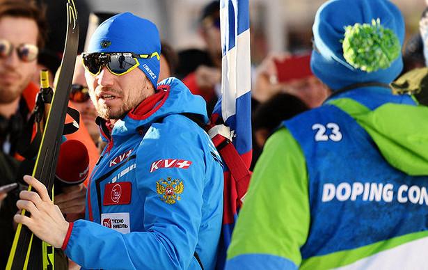 Итальянский биатлонист рассказал осложностях общения срусскими