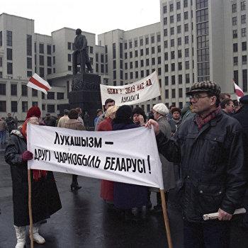 Игра Лукашенко. «Беломайдан-2020» изабытая «революция» 20-летней давности