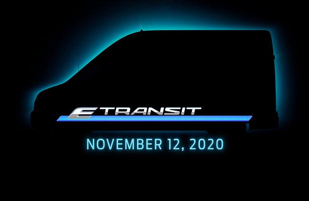 Ford назвал дату премьеры электрического Transit