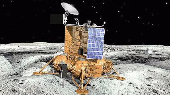 ВСШАроссийскую «Луну-25» назвали рудиментом
