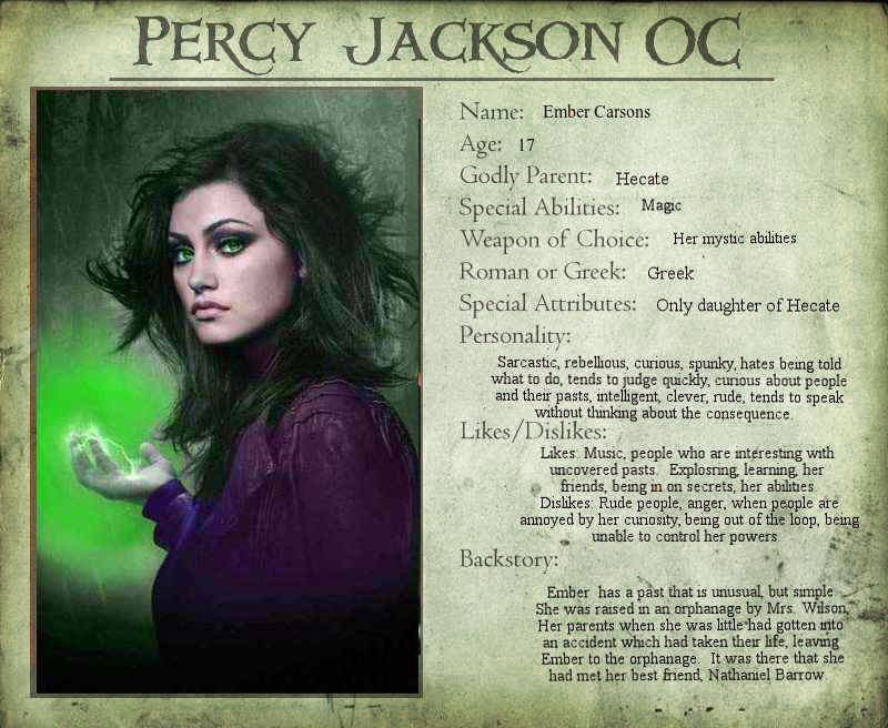 Percy And Poseidon Fanfiction