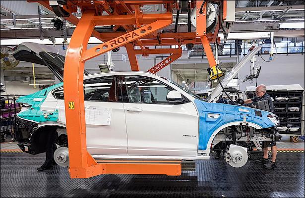 ВРоссии перестанут выпускать сразу пять моделей BMW