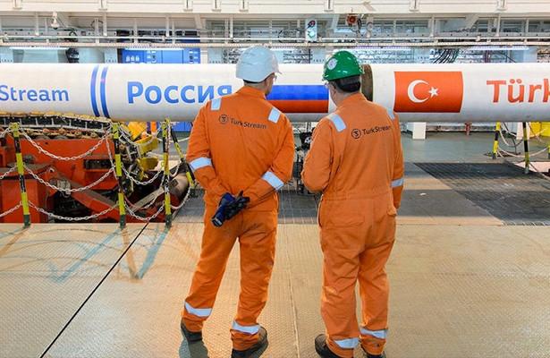 Турция решила надавить на«Газпром»